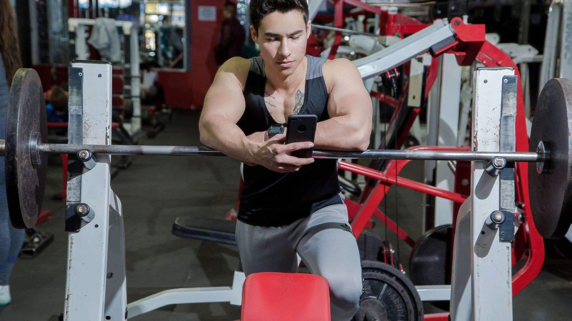 LOOOM筋肉増強には向かない