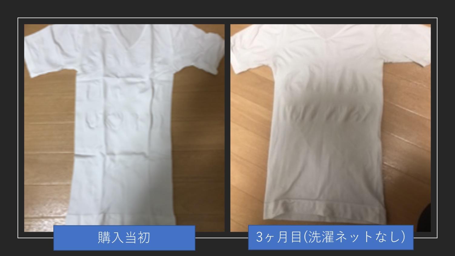 加圧シャツの洗濯方法は非常に大事